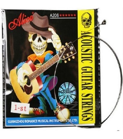 Alice Guitar String Winder Random Color