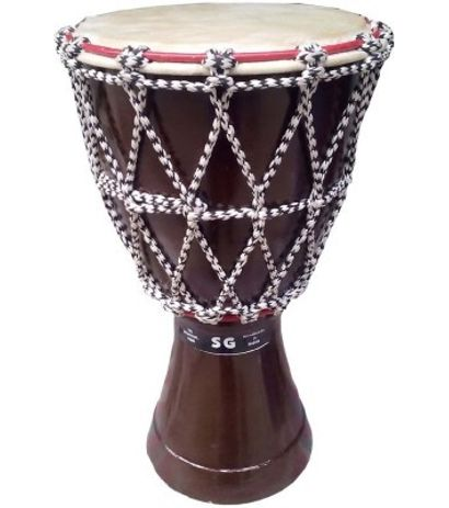 SG Musical djembe/Chameli(Brown)