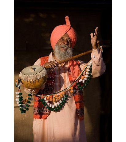 SG Musical Punjabi folk music Tumba