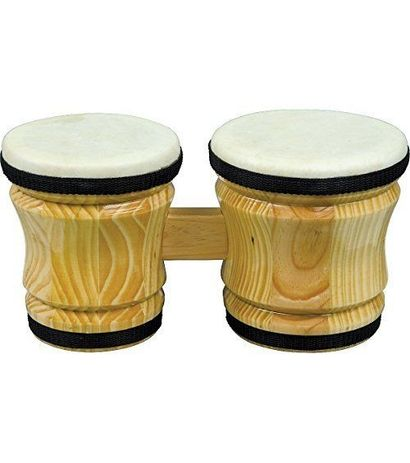 Beingdeal SG Bongos - Natural Wood 2500