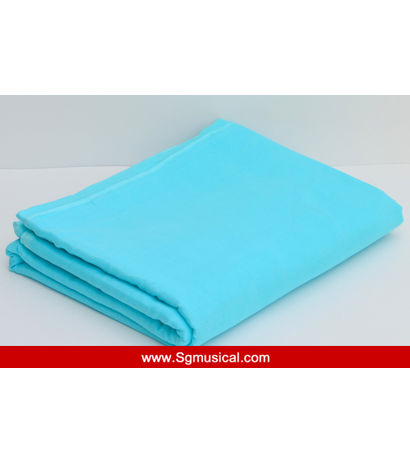 Light Blue Full Voile Turban