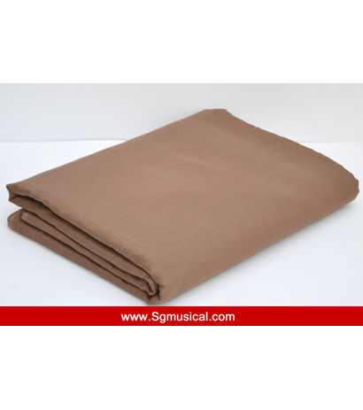 Light Brown Full Voile Turban