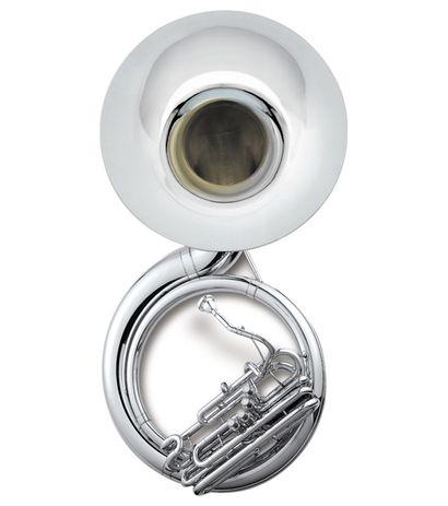 SG Musical SX-6 Bb Brass Sousaphone