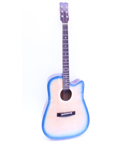 SG Musical  Acoustic Guitar With Carry Bag/Plectrum, Tuner,Capo