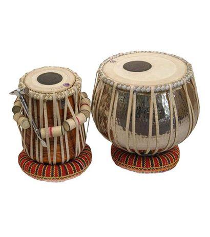 SG Musical Brass 3 kg Bayan  Tabla Set