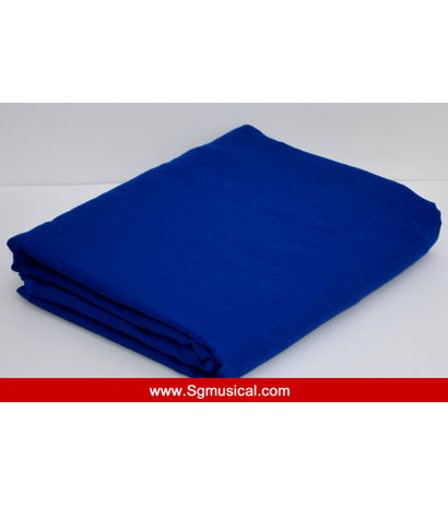 Dark Blue Full Voile Turban