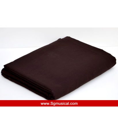 Dark Brown Full Voile Turban