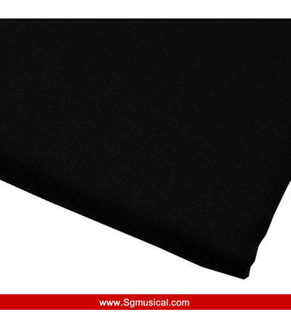 Black Full Voile Turban