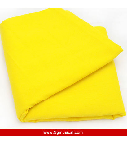 Yellow Full Voile Turban