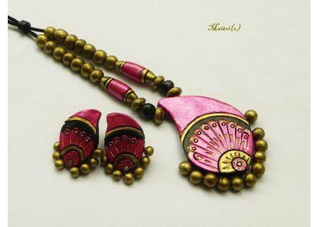 Terracotta Jewelry - Terracotta Set TSC344