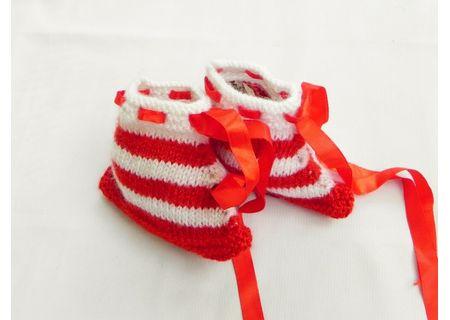Handmade Baby  Woolen Socks BS09