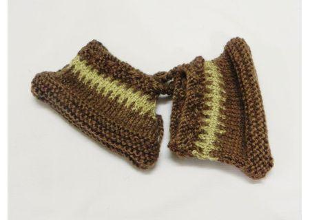 Handmade Baby Woolen Socks BWS03