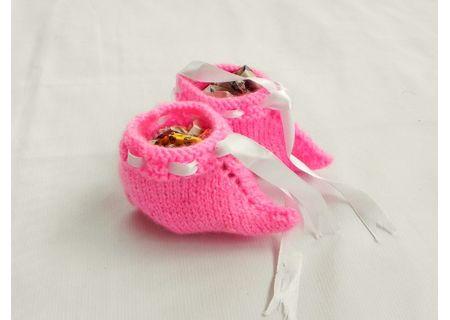 Baby Woolen Socks BWS10