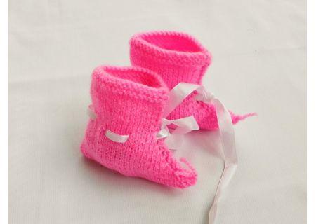 Baby Woolen Socks BWS11