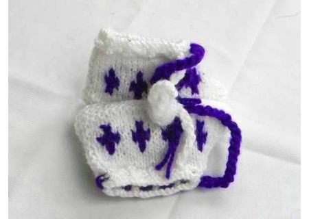 Baby Woolen Socks BWS05