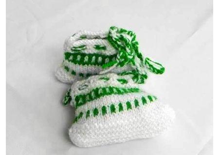 Baby Woolen Socks BWS07