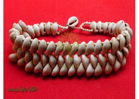 Contemporary Shell Necklace EAJ33