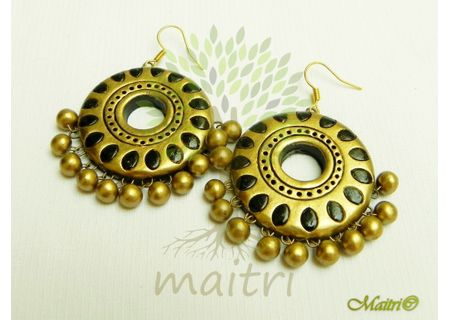 Terracotta Earring - Exclusive TEC430b