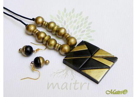 Terracotta Jewelry - Terracotta Set TSC214