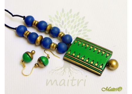 Terracotta Jewelry - Terracotta Set TSC231