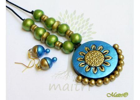 Terracotta Jewelry - Terracotta Set TSC251