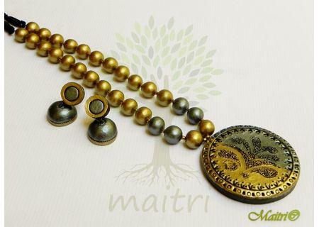 Terracotta Jewelry - Terracotta Set TSC375