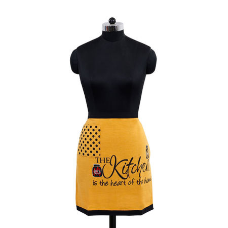 The Kitchen Bistro Apron (Pack of 1) by Fun Club