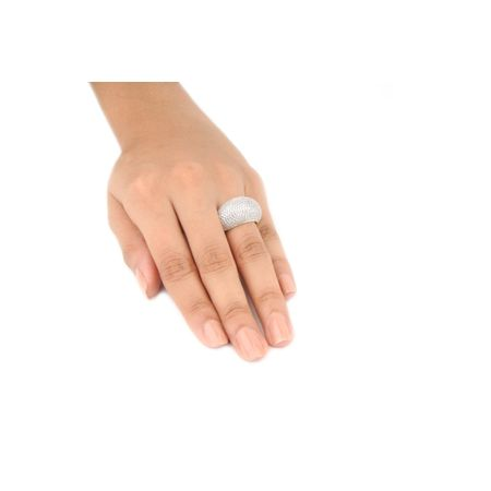 Gold Plated Eternal Zircon Ring