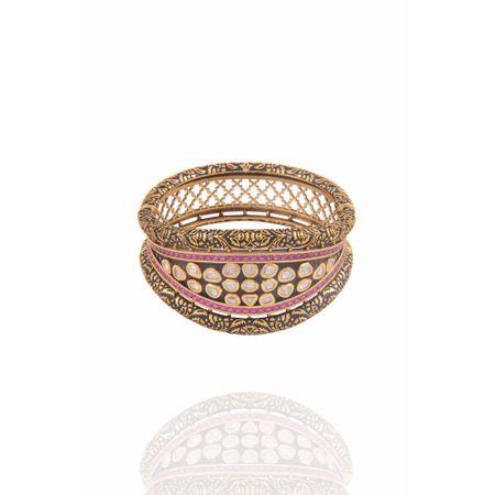 Gold Plated Vilandi Flilgree Bracelet