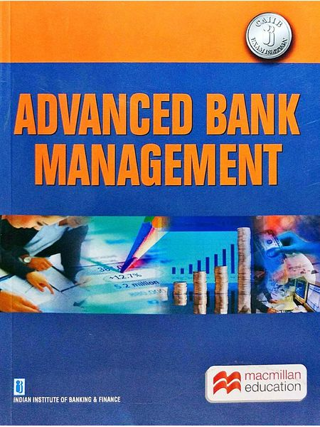 Advance Bank Management By Indian Institute Of Banking And Finance-(English)