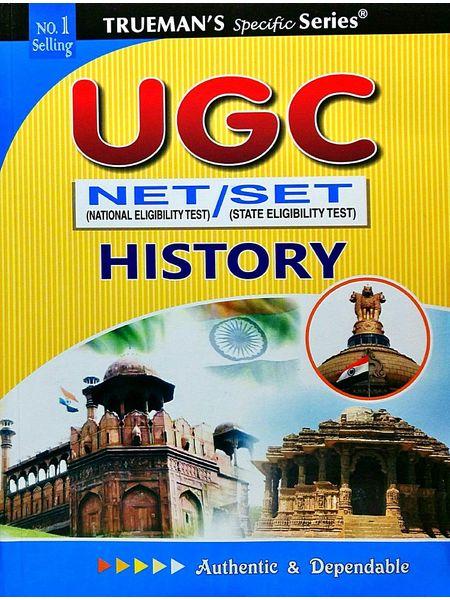 Trueman'S Ugc Net History By Pramod Singh-(English)