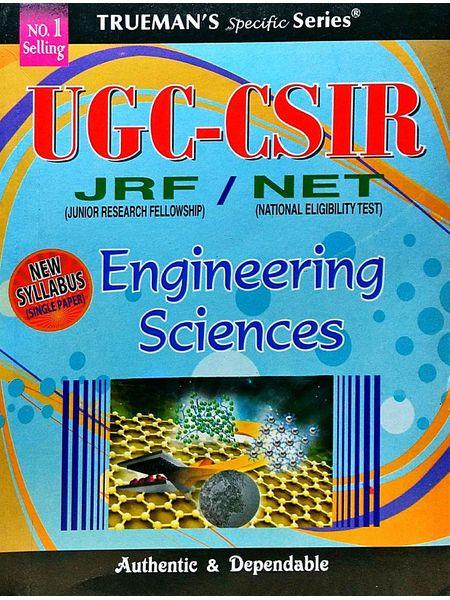Trueman'S Ugc Csir-Net Engineering Sciences By Er Sunil Kumar-(English)