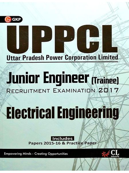 Uppcl Junior Engineer Electrical Engineering Recruitment Examination Includes Papers 2015-2016 Practice Paper By Editorial Team-(English)