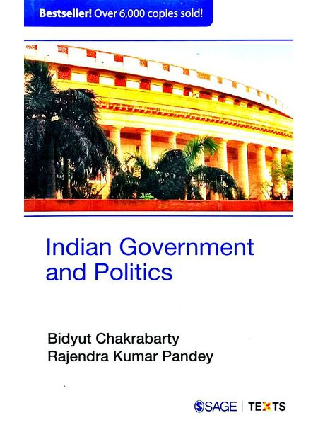 Indian Government And Politics By Bidyut Chakrabarty, Rajendra Kumar Pandey-(English)