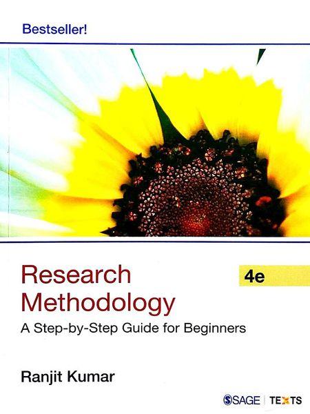Research Methodology By Ranjit Kumar-(English)