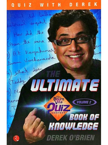 The Ultimate Book Of Knowledge Vol. 2 By Derek O Brien-(Hindi)