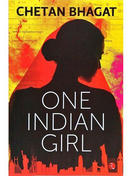 One Indian Girl By Chetan Bhagat-(English)