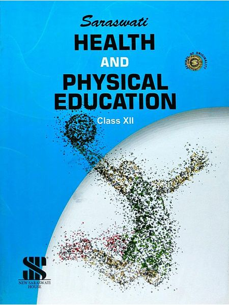 Health And Physical Education Class 12 By Dr V K Sharma-(English)
