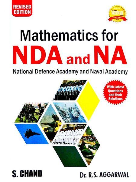 Mathematics For Nda And Na By Dr R S Aggarwal-(English)