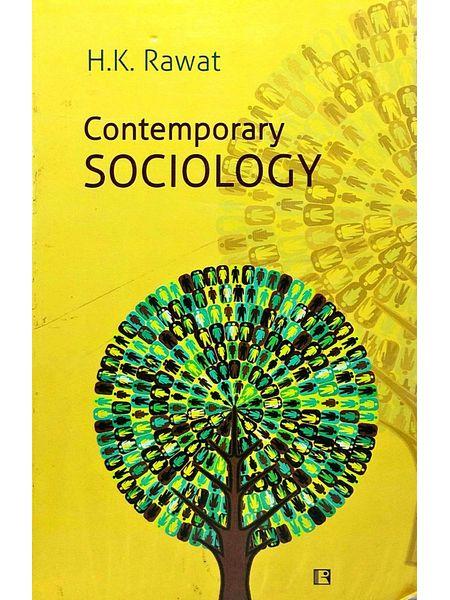 Contemporary Sociology By H K Rawat-(English)