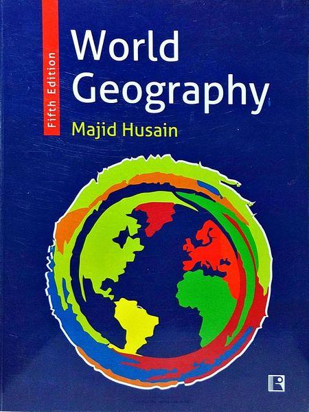 World Geography By Majid Husain-(English)