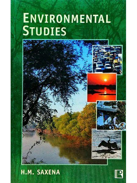 Environmental Studies By H M Saxena-(English)