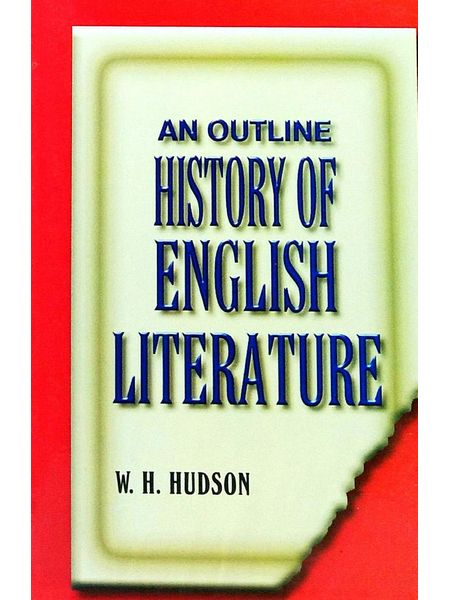 An Outline History Of English Literature By W H Hudson-(English)