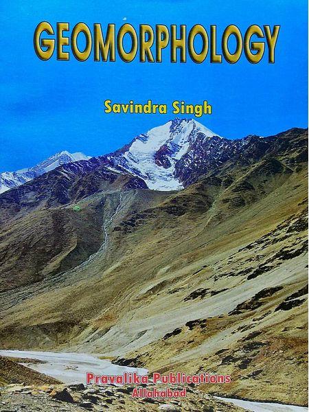 Geomorphology By Savindra Singh-(English)