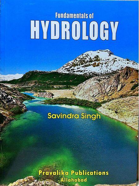 Fundamentals Of Hydrology By Savindra Singh-(English)