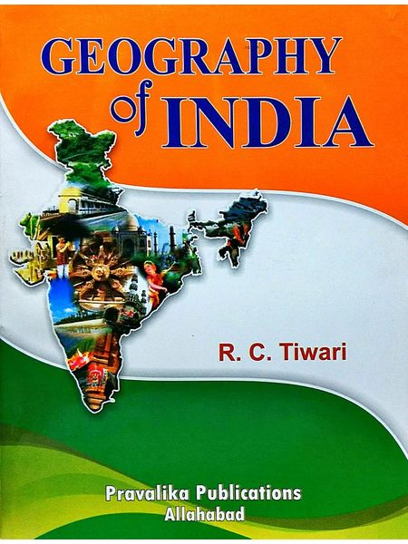 Geography Of Indian By R C Tiwari-(English)
