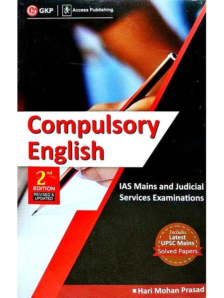 Compulsory English By Hari Mohan Prasad-(English)