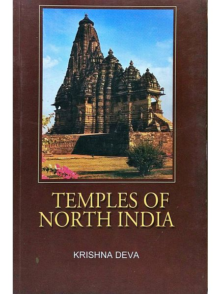 Temples Of North India By Krishna Deva-(English)