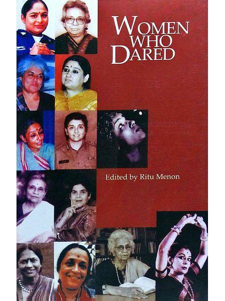 Women Who Dared By Ritu Menon-(English)