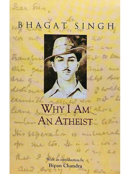 Bhagat Singh Why I Am An Atheist By Bipan Chandra-(English)